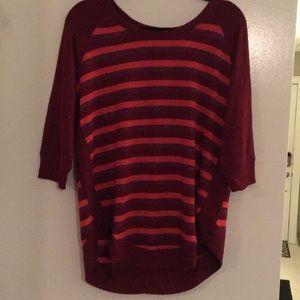 Sweater striped